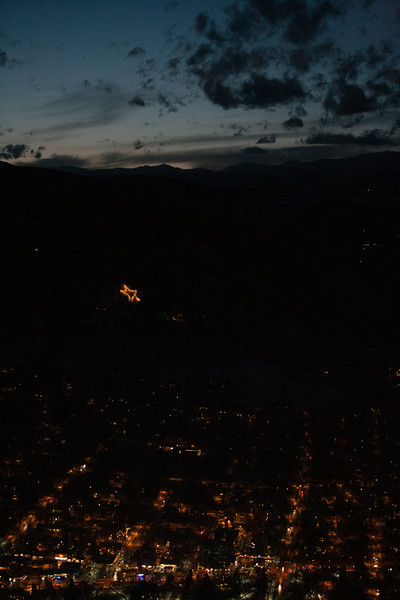 Boulder Star Aerial