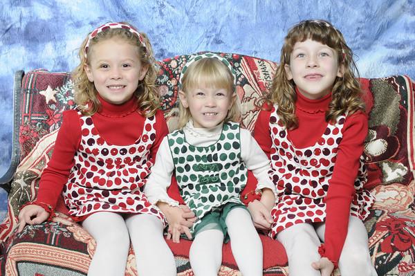 Latham Girls Christmas