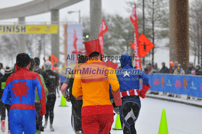 10K Finish, Gallery 4 - 2013 Detroit Turkey Trot