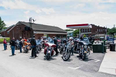 Blue Ridge Pig Ride 2014