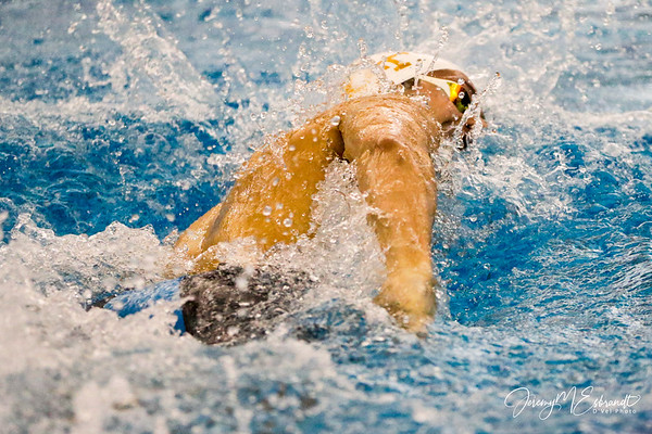 GT Men's Swimming - ACC Championship Day 1 - 02-24-2016