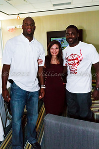 Vince Young Foundation @ Aloft with Mike Vick, LeSean McCoy & More