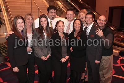 Mohegan Sun Casino - Employee of the Season - December 4, 2012