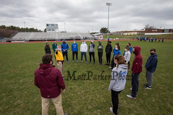 2021-4-17 WHS Spring Track Meet vs Timberlane