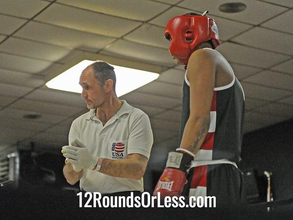 Zack Jackson (Fremont Wreckers) vs Ricardo Guiterrez (Wauseon)  Novice Division  Bout # 10