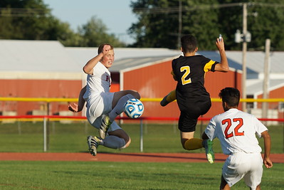 Yorkville vs Joliet West 091216