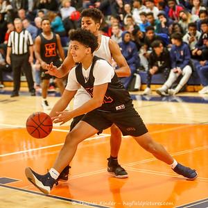 Boys JV Basketball v West Springfield 11/20/18