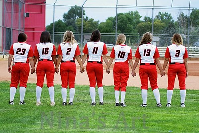 2015 EHS Softball