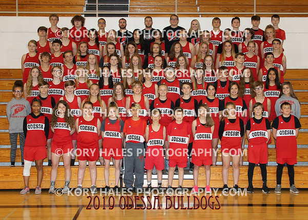 2019 OMS Track & Field