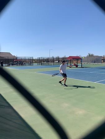 Boys Tennis