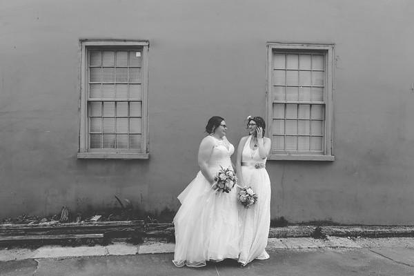 Christine & Halle's Wedding