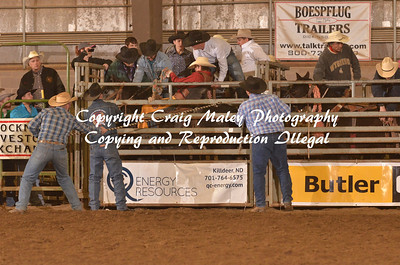 Saddle Bronc Short Go
