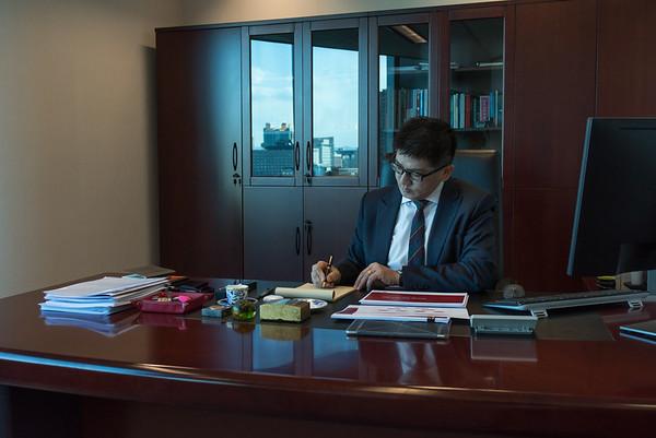 Generali Insurance - Mr. Jack Yuan, CEO
