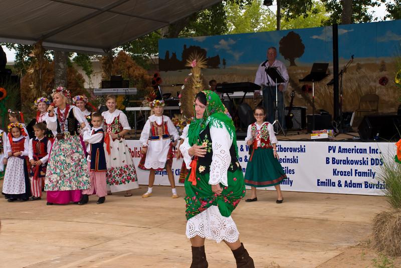 2009 Polish Harvest Festival