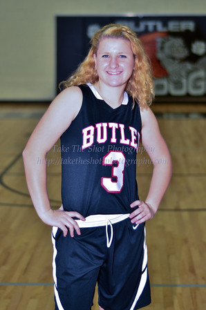 2012 Butler High School Basketball Team Pictures