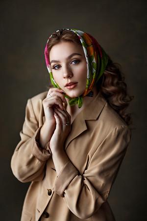 Catrina Portrait Session