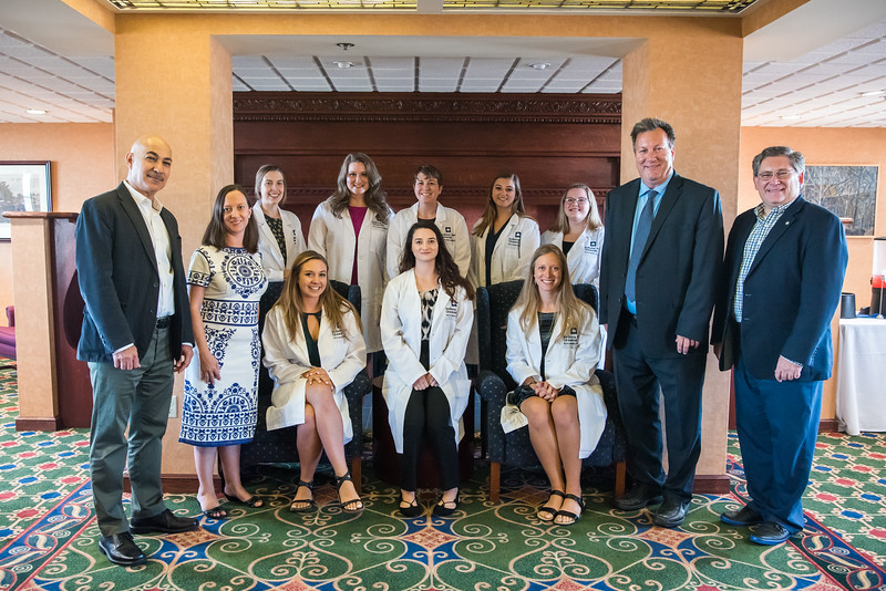 DSC_8349 Genetic Counseling White Coat Ceremony Class of 2021August 14, 2019.jpg
