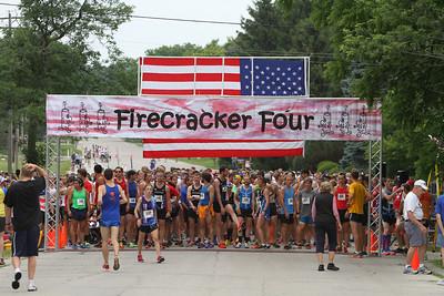 Firecracker Four