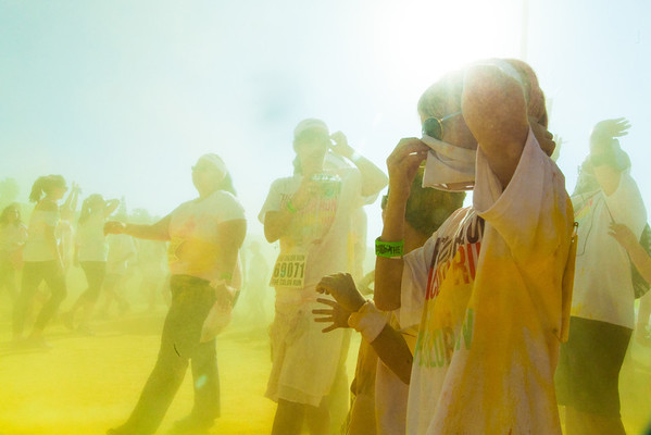 Color Run San Diego