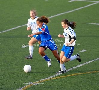 Orcas Lady Vikings vs LaConner Lady Braves: State Semi Finals Girls 1B/2B Soccer