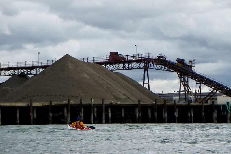 Roller coaster for the great big sand pile.