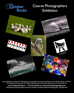Annual Course Photographers Exhibition