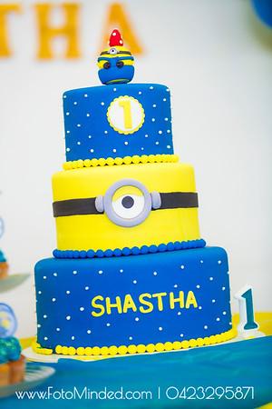 Shastha Turns 1