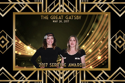 2017 Service Awards