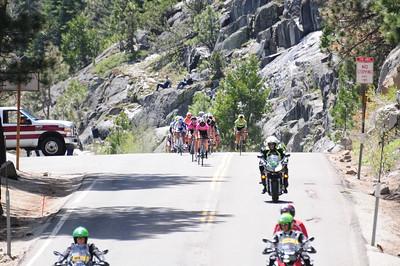 2016 Amgen Tour of Cali - Finish in South Lake Tahoe