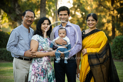 Peddireddy Family