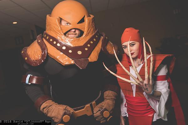 Albuquerque Comic Con 2018 - Saturday
