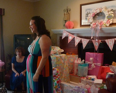 Baby Shower for Alexandra 7 June 2014