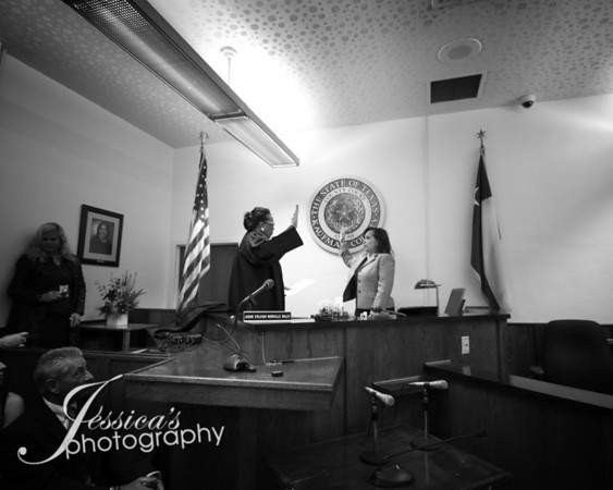 Kaufman DA Wiley Oath of Office