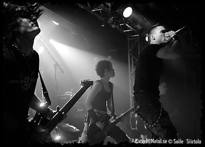 Sonic Syndicate  -  Debaser 29/4 2008