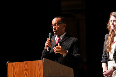 """ESPNU """"Content of Character Panel"""" @ South Meck High 2-10-12 by Jon Strayhorn"""