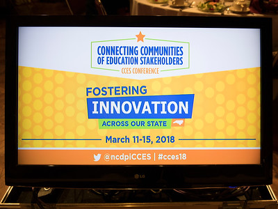 2018-03-12: CCES Conference - Day One