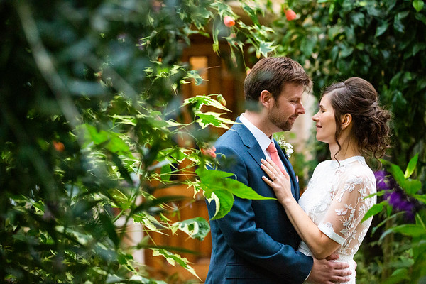 Anca & Lloyd - Wiston House Wedding
