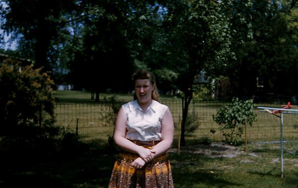 Silver Lake Mi in 1950's