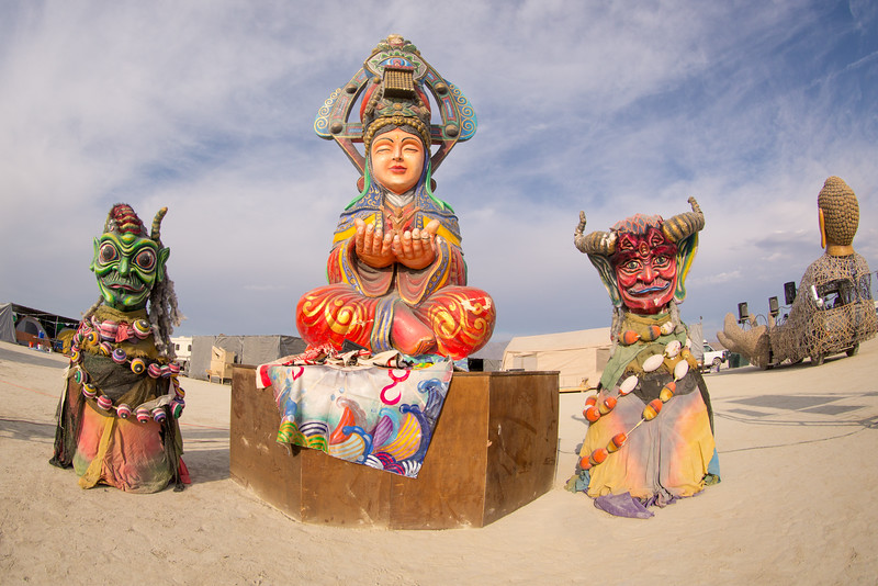 Mazu Goddess Camp