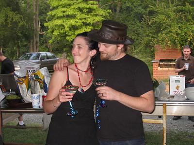 Hannah and Jon's Festivities
