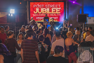 Post Street Jubilee 2018 | Project More Foundation
