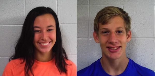 Aliana Rivoira and Jake Woznicki 9-24-18