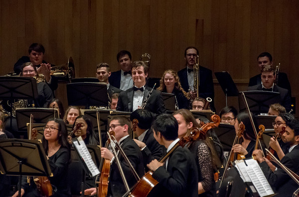 UConn Symphony Orchestra - New Worlds - May 2019