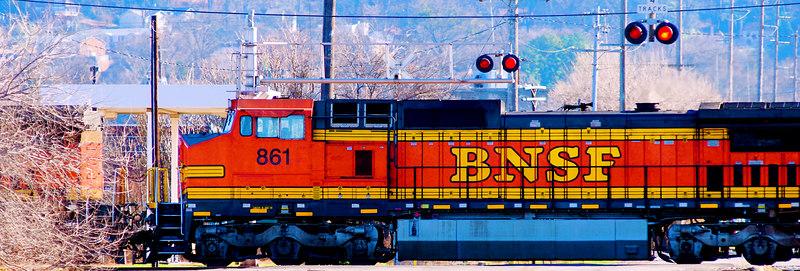 Trains around Birmingham