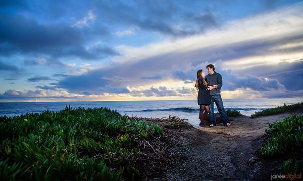 Santa Cruz Wedding Couple Pictures