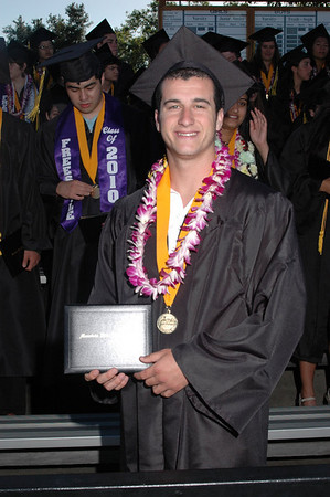 Ryan MVHS Graduation 6/4/10