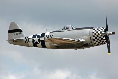 P 47D 40 Thunderbolt