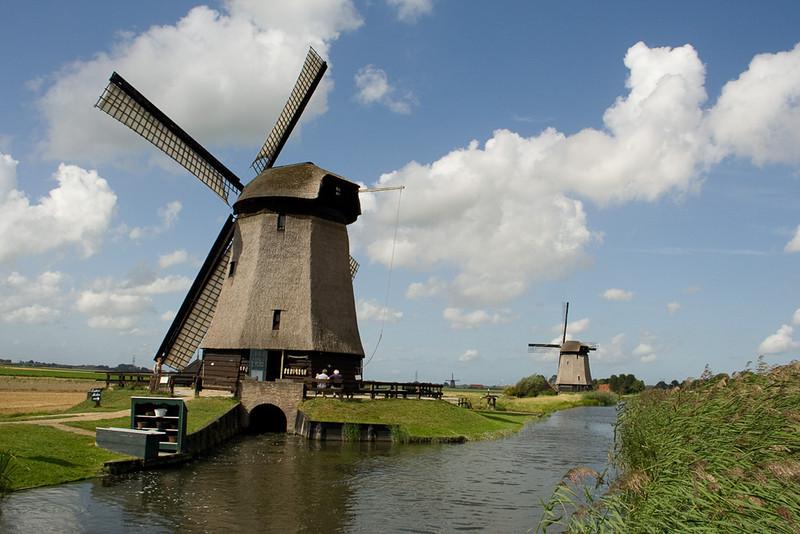 Molen windmills