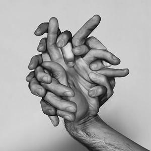 """I touch you Male"" (digital) by Galina Bakinova"