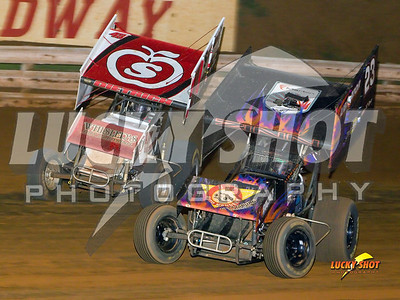 Williams Grove 9/4 Ott Flip